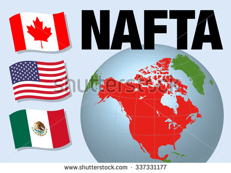 an introduction to the history of the north american free trade agreement nafta Home / fast facts / north american free trade agreement north american free trade agreement nafta partners: canada and the united states implemented a free trade.